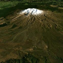 3D Mt. Tongariro