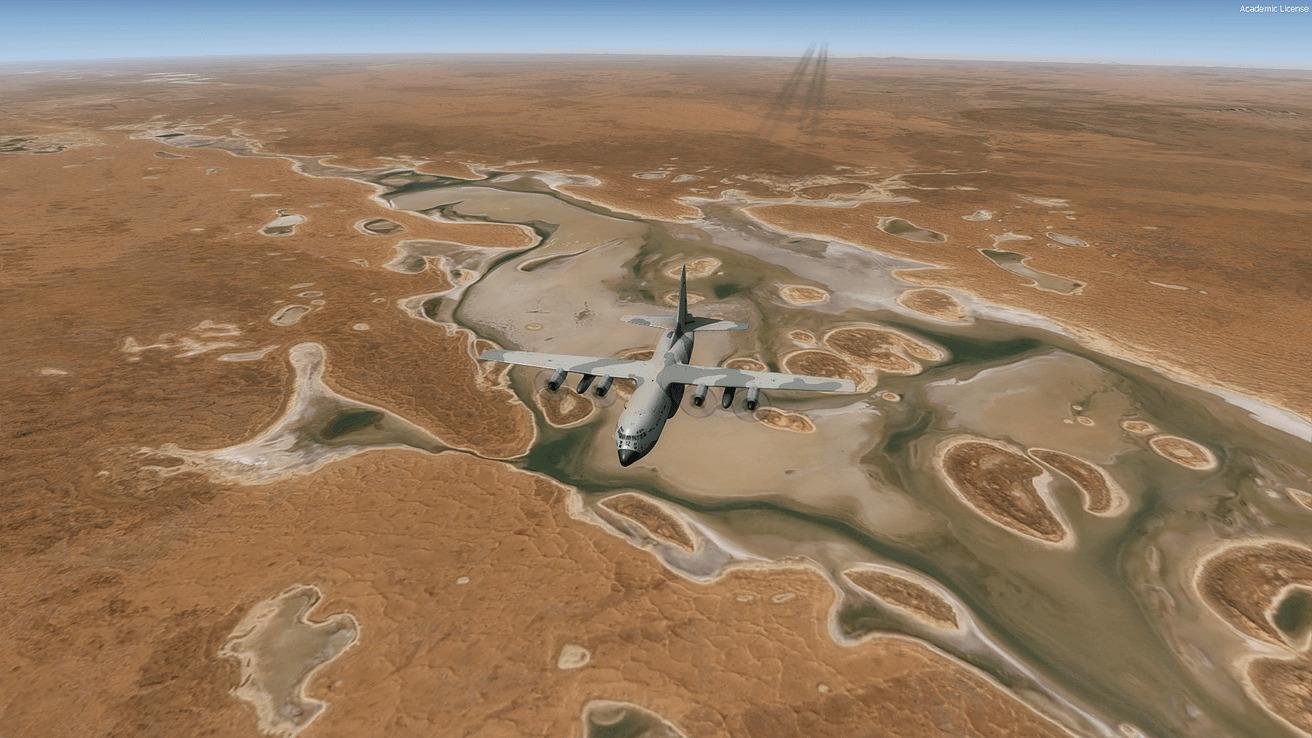 Flight Simulator Image