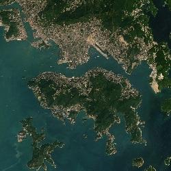 Hong Kong, China (UTM/WGS84)