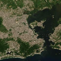 Rio de Janeiro, Brazil (UTM/WGS84)