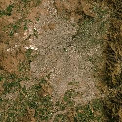 Santiago, Chile (UTM/WGS84)