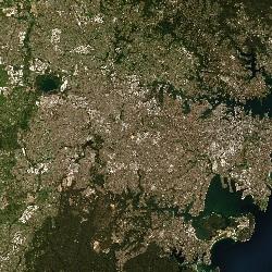 Sydney, Australia (UTM/WGS84)